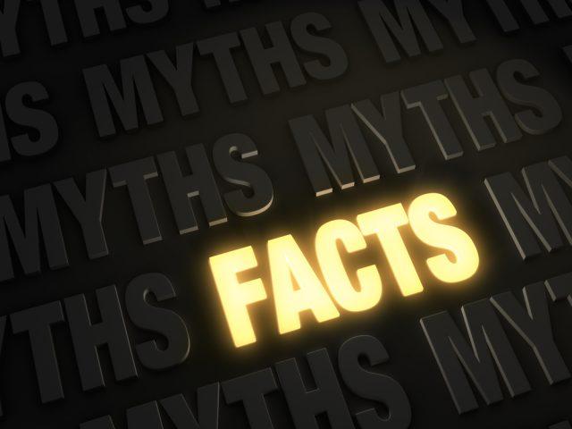 Fakty i mity o haluksach