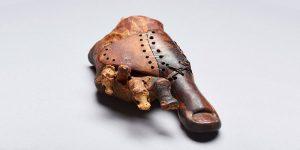 Proteza palca starożytność