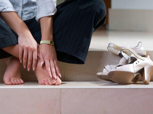 7 sposobów na ból haluksa