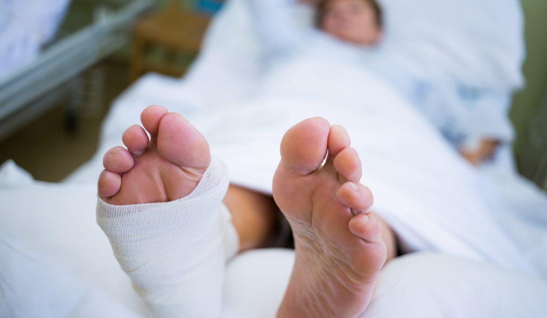Powikłania gojenia się ran po operacji u pacjentów z chorobami ogólnoustrojowymi i bez nich - wyniki badań.